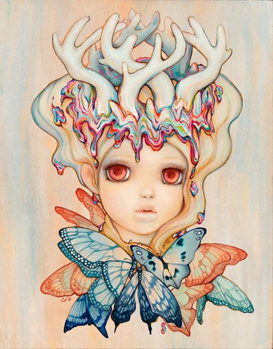 Красочные иллюстрации Камиллы Д'Эррико (Camilla d'Errico).