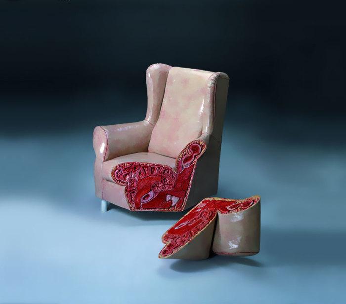 Кресло. Автор: Cao Hui.