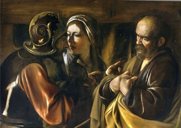 Отрицание святого Петра.