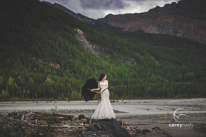 Послесвадебная съемка - Канада. Автор фото: Кэри Нэш (Carey Nash).