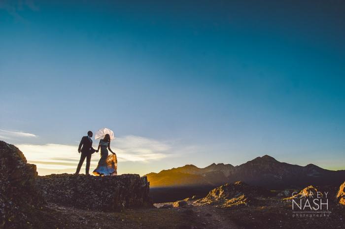 Свадебные горы. Автор фото: Кэри Нэш (Carey Nash).
