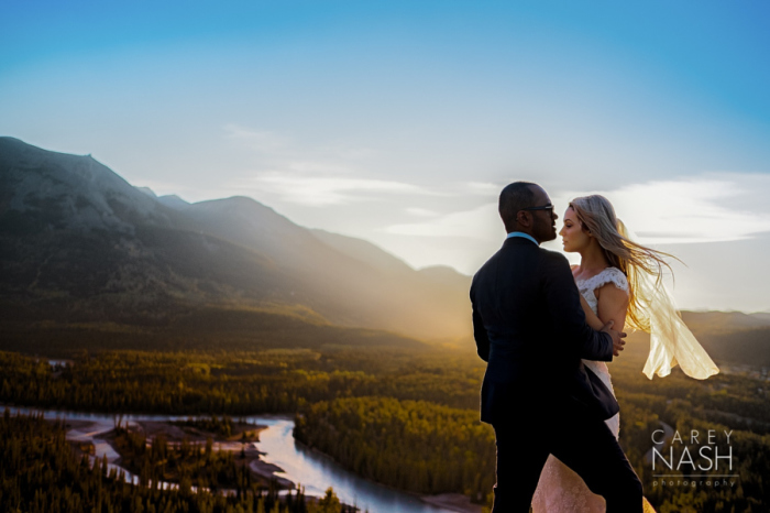 Свадьба в горах. Автор фото: Кэри Нэш (Carey Nash).