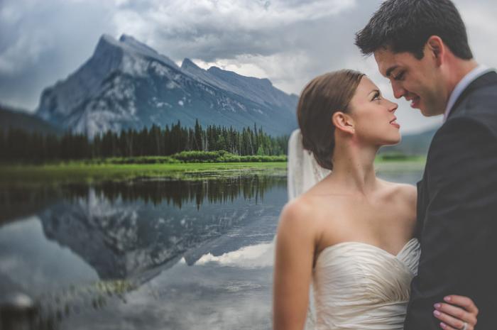 Свадебный портрет. Автор фото: Кэри Нэш (Carey Nash).