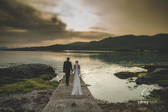 Европейская брачная ночь. Автор фото: Кэри Нэш (Carey Nash).