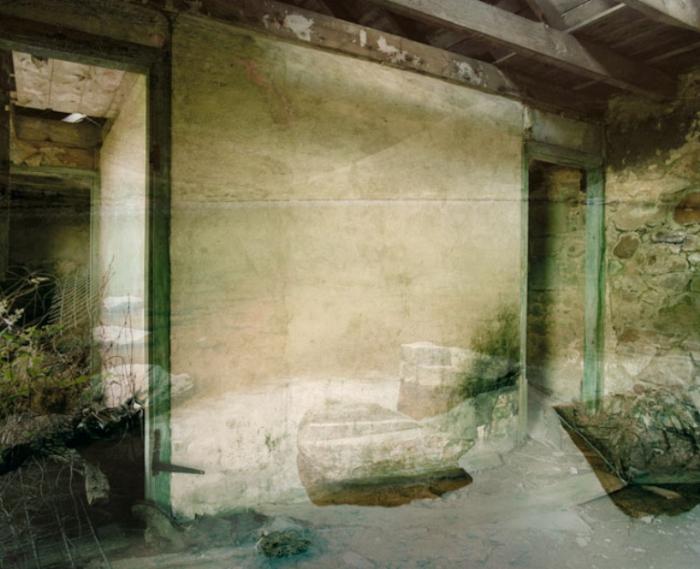Царство. Долина пыльных озер (Realm VI. Llyn Cwm Llwch). Автор работ: Каролин Лефлей (Carolyn Lefley).