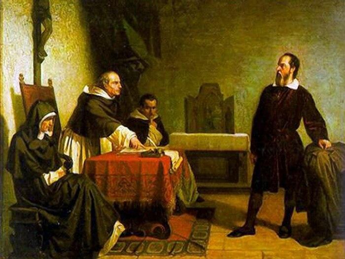 Судебный процесс в живописи. \ Фото: cnnturk.com.