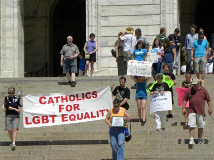 Католическая церковь и нетрадиционная ориентация. \ Фото: google.com.