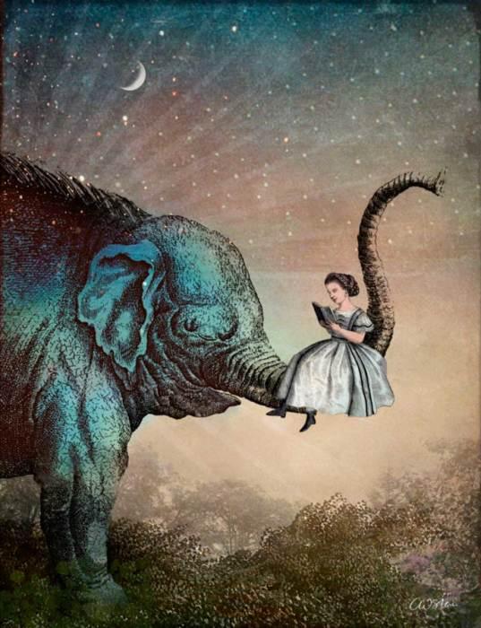 Сказки перед сном. Автор: Catrin Welz-Stein.