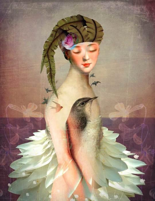 Чувство свободы. Автор: Catrin Welz-Stein.