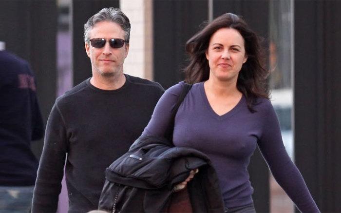 Джон Стюарт и Трейси МакШейн. \  Фото: articlebio.com.