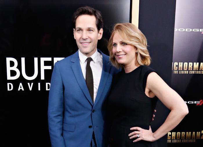 Пол Радд и Джули Ягер. \ Фото: bustle.com/articles.