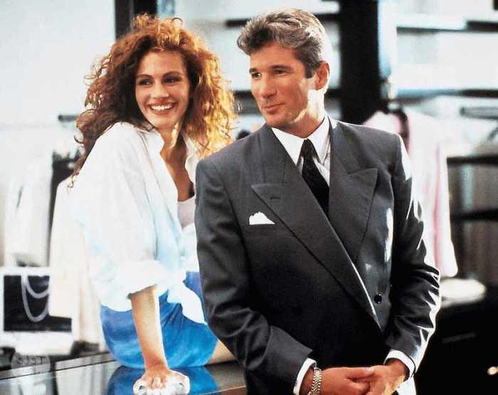 Кадр из фильма: Красотка.