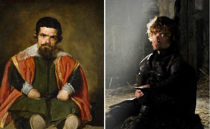 Питер Динклэйдж и Себастьян де Морра. \ Фото: ok.ru.