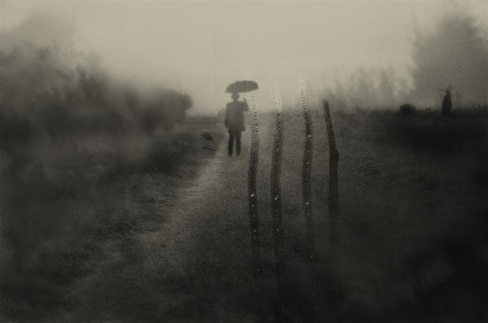 Безмолвный крик. Блестящий фотопроект о таинственном одиноком человеке. Автор фото: Сезар Блэй (Cesar Blay).