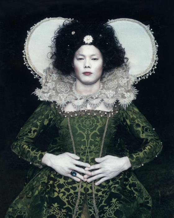 Елизавета (Elizabeth), 2006 г. Автор фото: Chan-Hyo Bae.