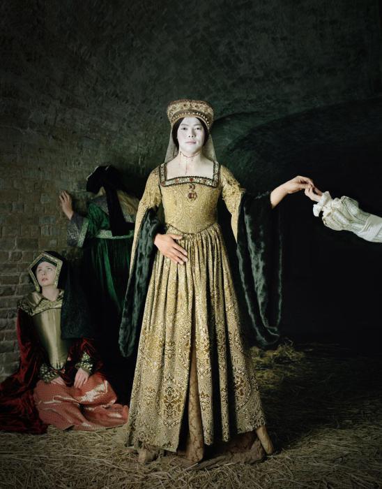 Анна Болейн (Anne Boleyn), 2012 г. Автор фото: Chan-Hyo Bae.