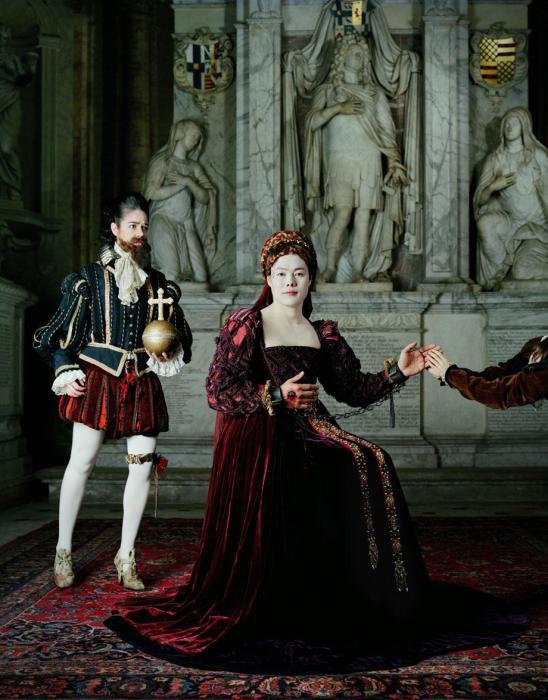 Мария Стюарт (Mary Stuart), 2012 г. Автор фото: Chan-Hyo Bae.
