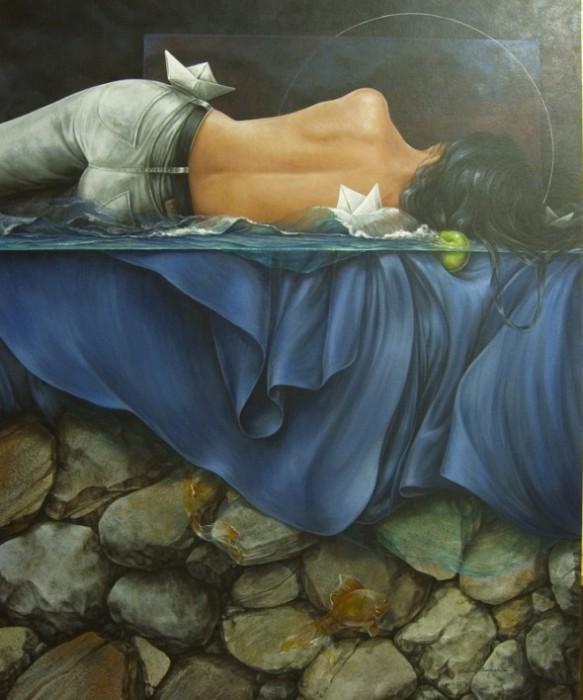 Морское дно. Автор: Chelin Sanjuan Piquero.