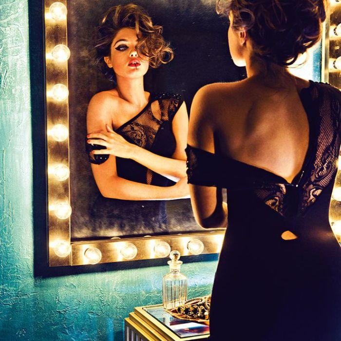 Тайна зеркала. Яркие и эффектные снимки от фотографа Chen Man.