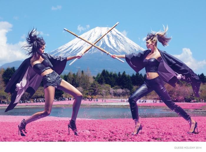 Яркие и эффектные снимки от фотографа Chen Man.
