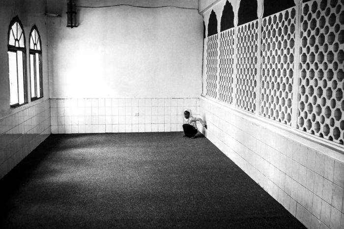 3-е место. «Девочка в углу». Марсель Колачек, Чехия.