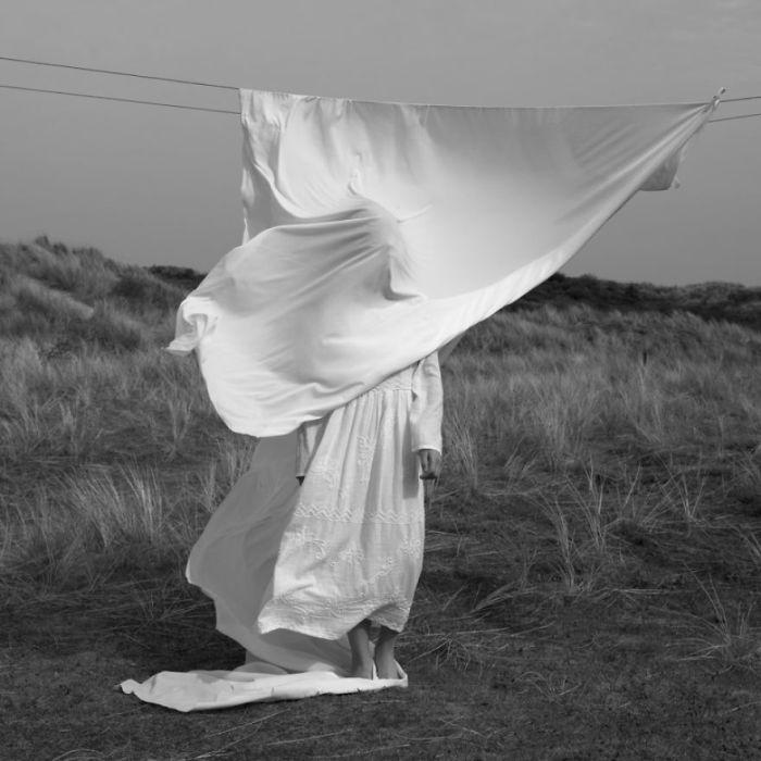 3-е место. «Белый ветер». Милоу Критемейер-Диркс, Нидерланды.