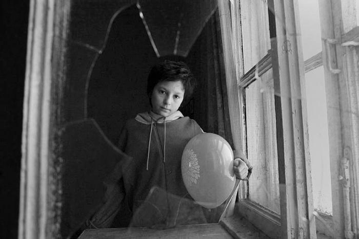«Кристина, девочка, у которой нет дома». Сергей Колесников, Россия (финалист).