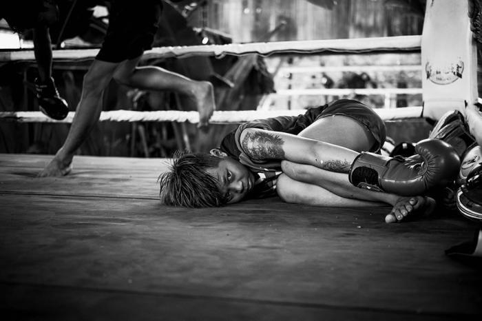 «Бой за свою жизнь». Берта Куту, Португалия (финалист).