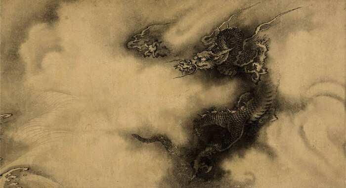 Шесть драконов, XIII век. \ Фото: zhuanlan.zhihu.com.