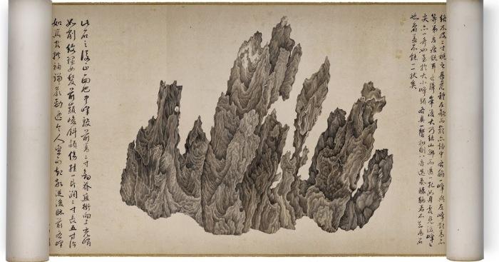 Десять видов скалы Лингби, ок. 1610 года. \ Фото: lacmaonfire.blogspot.com.