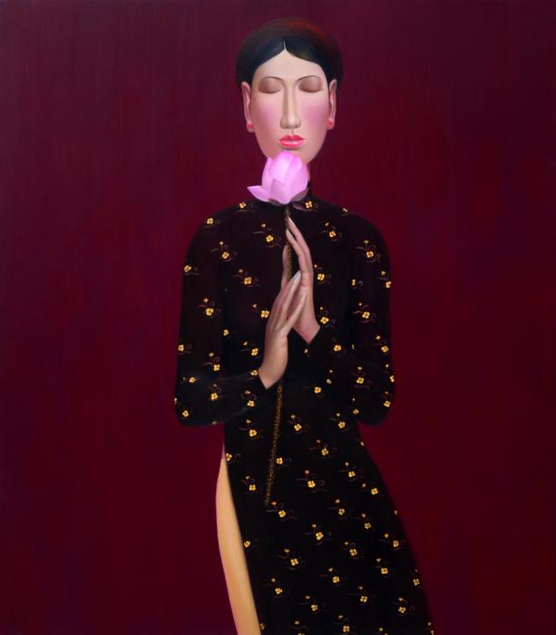 В тишине. Автор: Chinh Nguyen Khac.