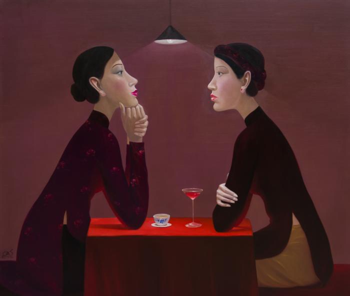 Совещание. Автор: Chinh Nguyen Khac.