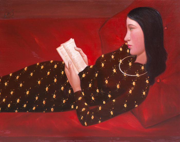 Чтение перед сном. Автор: Chinh Nguyen Khac.