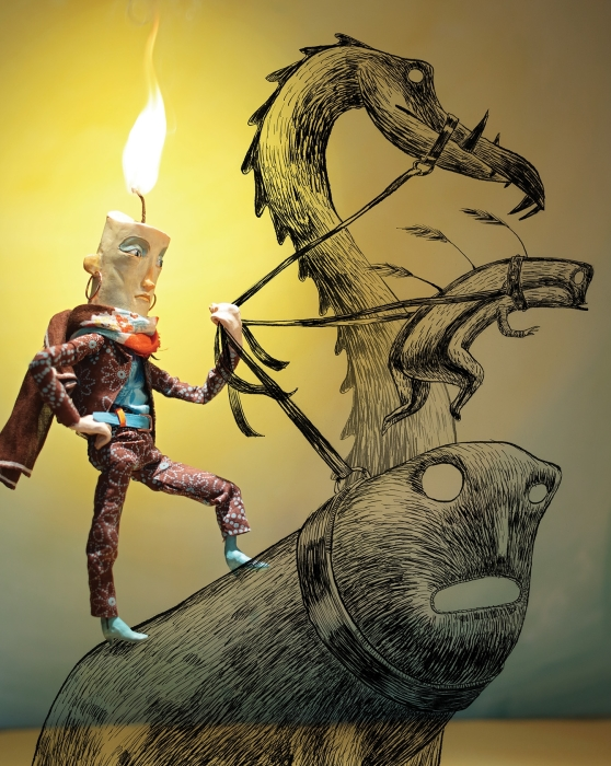 Захватывающий игрушечный мир от гения анимации и книжных иллюстраций