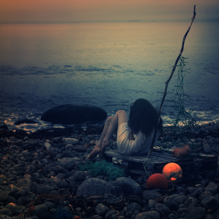 Планетарная туманность.  Автор фото: Кристина Муратон (Christine Muraton).