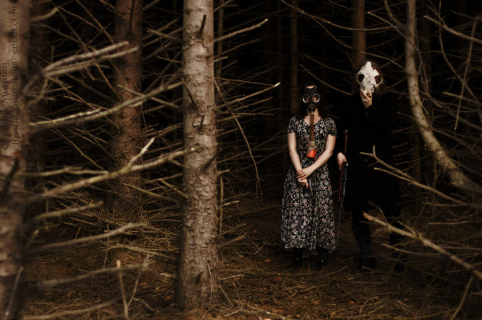 Мрачные сказки.  Автор фото: Кристина Муратон (Christine Muraton).