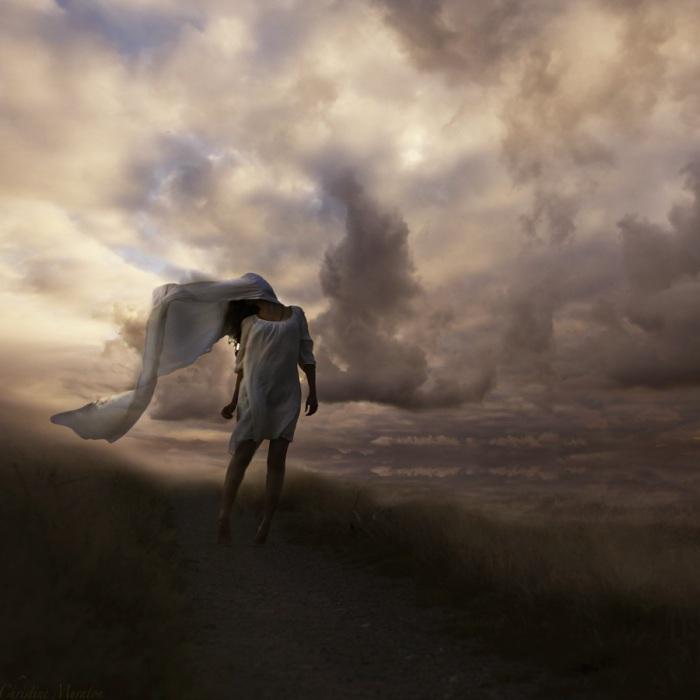 Встречая рассвет.  Автор фото: Кристина Муратон (Christine Muraton).