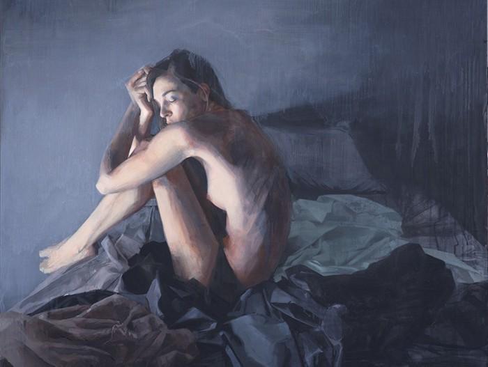 Первый свет. Философски-депрессивные работы Кристин Ву (Christine Wu).