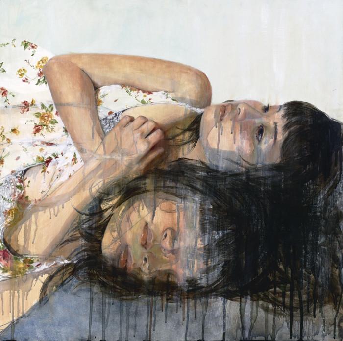 Азалия. Работы Кристин Ву (Christine Wu).
