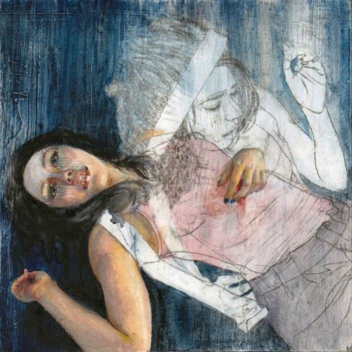 Депрессивные работы Кристин Ву (Christine Wu).