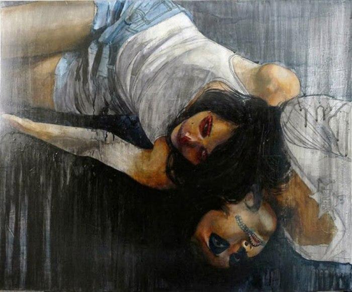 Работы Кристин Ву (Christine Wu).