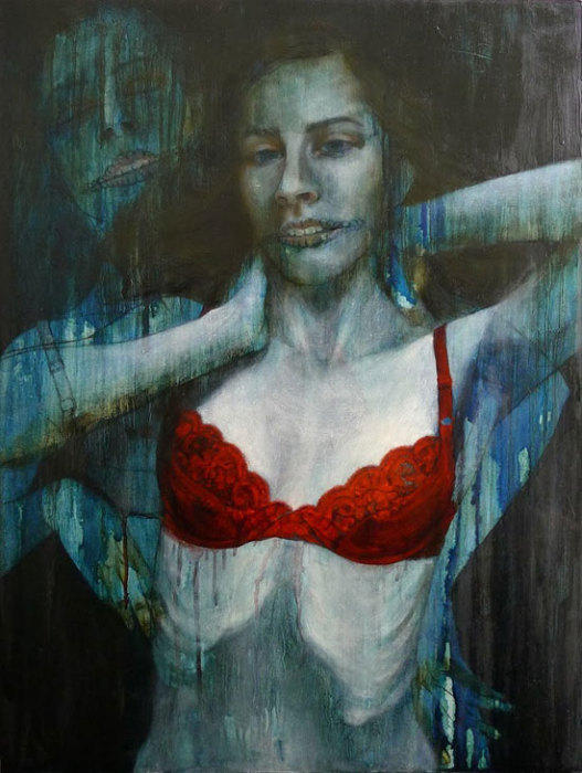 Мрачные работы Кристин Ву (Christine Wu).