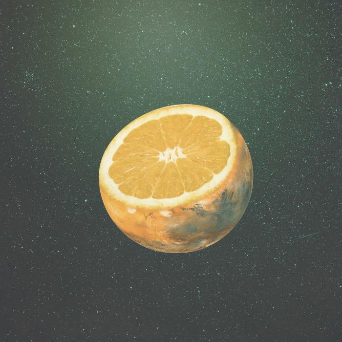 Апельсиновый сок. Автор: Christo Makatita.