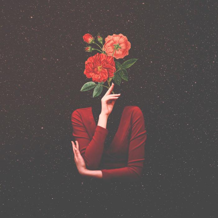 Цветочная ветвь. Автор: Christo Makatita.