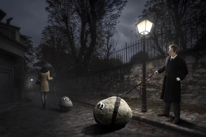 Вечерняя прогулка. Автор: Christophe Kiciak.