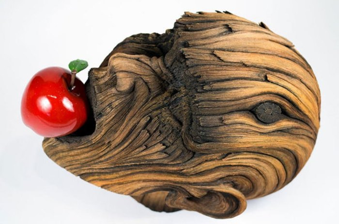 Запретный плод. Автор: Christopher David White.