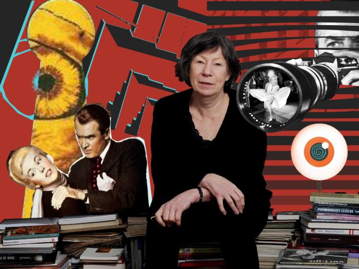 Лора Малви — британская феминистка, теоретик кино. \ Фото: offns.rs.