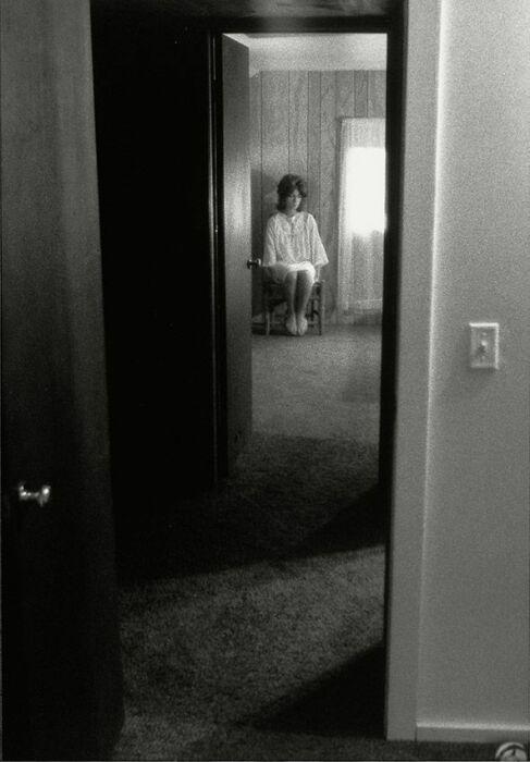 «Кадры из фильма без названия» № 82 Синди Шерман, 1980 год. \ Фото: pinterest.com.