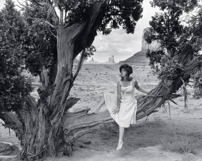 «Кадры из фильма без названия» № 43, 1979 год. \ Фото: vogue.fr.