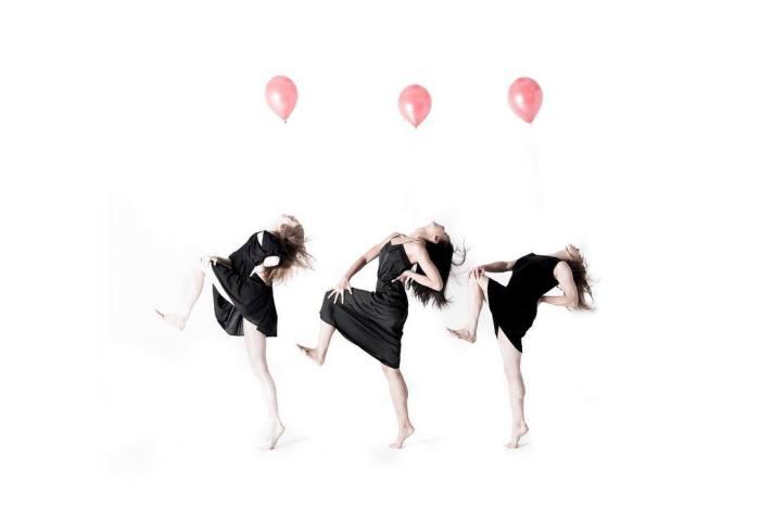 Воздушные шары. Автор: Cody Choi.